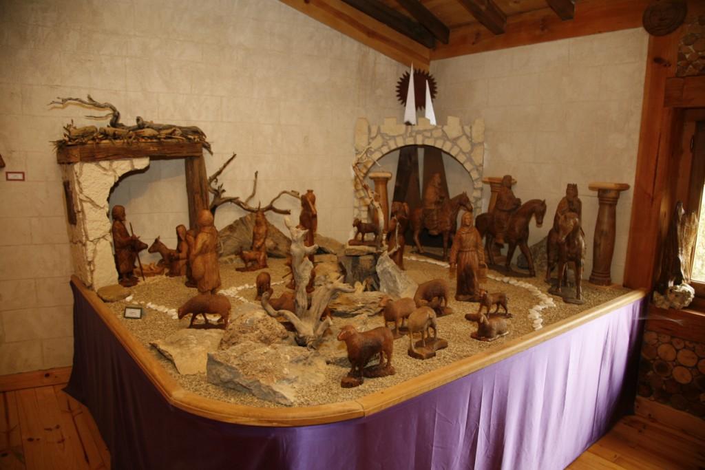 Museo de Madera de Arisky